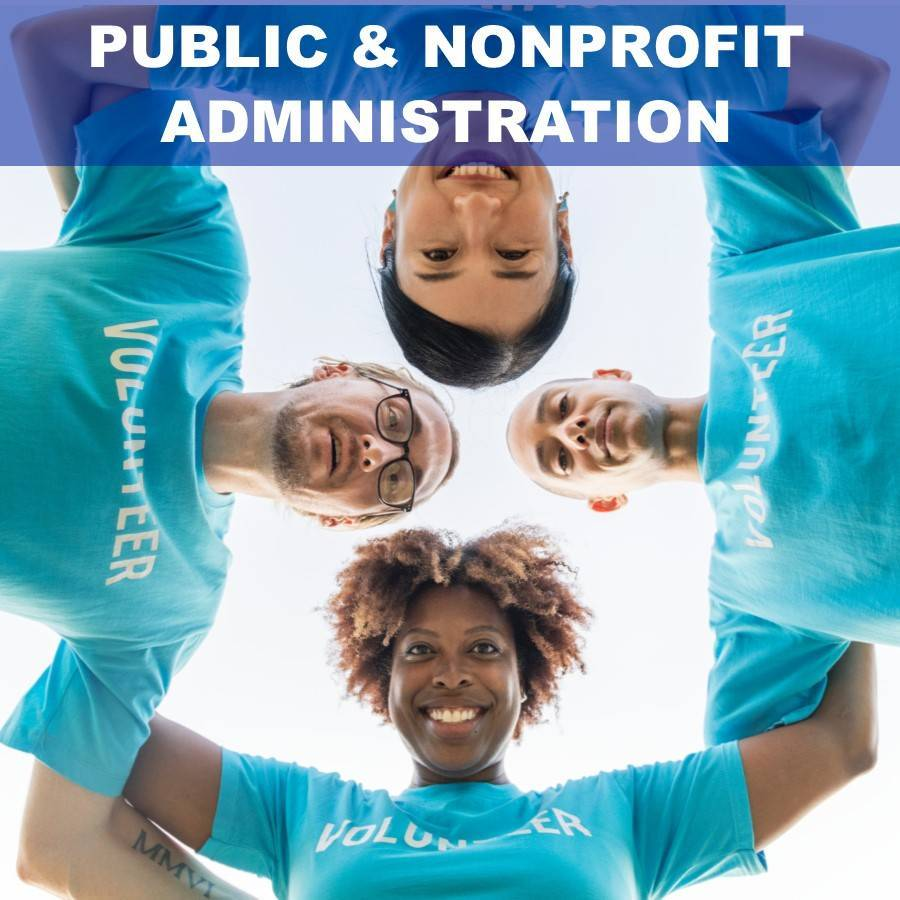 Public and Nonprofit Administration